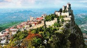 Невероятный тур! Сан Марино-маленькая, но гордая страна!