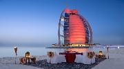Розкішні Емірати! Готелі на шикарному пляжі Джумейра Біч!