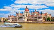 Горять місця на тур Будапешт+Відень!
