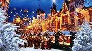 Микс уикенд Новогодний Будапешт + Вена!
