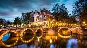 Отпразднуй Новый Год в Амстердаме!