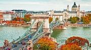 Новый Год в Будапеште + Вена!