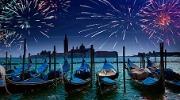 Новый Год в Венеции!