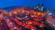 Новий Рік у Празі + Відень+ Будапешт!