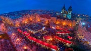 Новый Год в Праге + Вена + Будапешт!