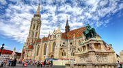 Акционная цена на тур Будапешт + Вена! на 23.02!