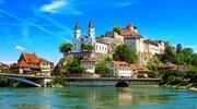 Швейцарские каникулы + Европа парк! Тур БЕЗ ночных переездов до 4 стран!