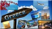 Самый полный тур по Греции! с отдыхом на море! 4 дня в Афинах! БЕЗ ночных переездов !!!