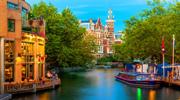 Тур в Амстердам з відвіданням Берліну, Кракова та Праги!