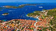 Хорватія 21.07. Відпочинок на найбільш сонячному острові Хорватії - острів Хвар. 6 днів на морі!