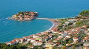 Мечтаете побывать на ос. Святой Стефан в Черногории? Проживание Villa Radjen Class \