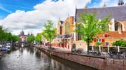 Запальний Амстердам і романтичний Париж.
