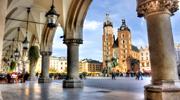 Уикенд в Кракове (без ночных переездов)