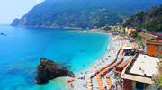 Тіррренське узбережжя Італії  (відпочинок на морі)