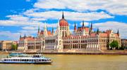 Будапешт + Вена от 1141 грн!