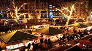 Купальні Егерсалок, Сечені, Кампона та різдвяний ярмарок в Будапешті.