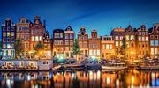 Новый год в Амстердаме!
