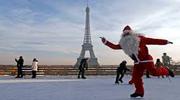 Lamour en trois: ты, я и Париж ... (Новогодний)