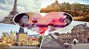 Туры по Европе на День Валентина! от 2217 грн