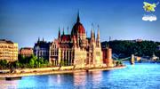 Ваш ключ у Європу! Будапешт та Відень 965 грн!