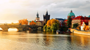 Прага та Дрезден наші люди всюди!