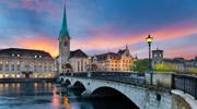 Горит тур в Швейцарию: Цюрих, Люцерн, Берн!
