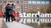 Амстердам та Брюссель! Парк тюльпанів Койкенхоф!