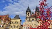 На Травневі Свята в Прагу та Відень