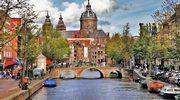 На хвилинку в Амстердам