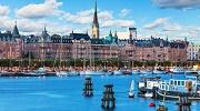 На паромі до Стокгольму!
