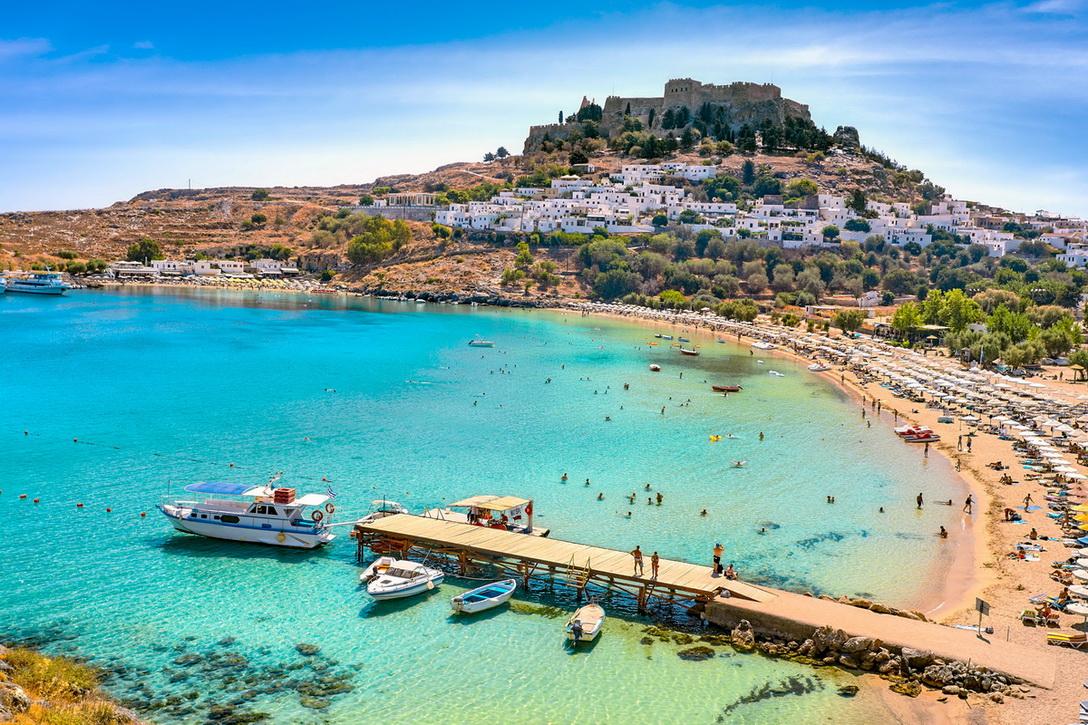 Греція 2020, острів Крит зі Львова