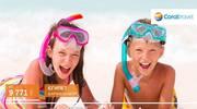 Як щодо сонячної сімейної відпустки у Єгипті?