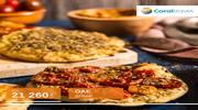 Продегустуй апетитний манакіш (арабський коржик) в одному з кращих ресторанів вуличної їжу в Дубаї - Al Mallah