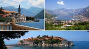 Черногория - яркая страна.