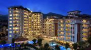 Турция. Отель Villa Sunflower Aparts & Suites 4*