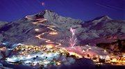 А в Швейцарии ... горы и озера как с картинки, а пейзажи словно невидимки ...   Новий год в Швейцарии