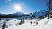 Доломітові Альпи в Італії - просто вауууу!  Гірськолижний тур
