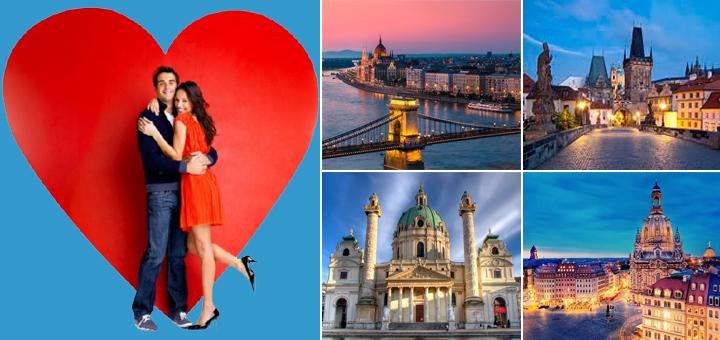 Найкомфортніший автобусний тур до Будапешту та Відня