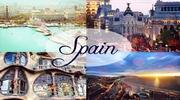 З дітьми в Іспанію