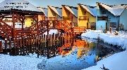 Зима не отступает - горнолыжная Словакия!