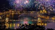 Будапешт и Вена - две столицы, которые ждут Вас! (НОВОГОДНИЙ) 4 дня!