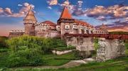 Загадкові замки Трансильванії запрошують тебе в гості!!!