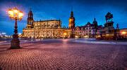 В Привабливому Парижі + Мюнхен, Дрезден і Диснейленд!!!