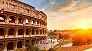 «О Рим, ты целый мир!» Акционные даты : 28.09 та 12.10 !