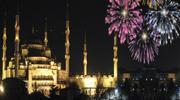 Новий Рік в Стамбулі 2019
