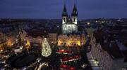 Новый год в Праге. Экскурсия в Вену в подарок