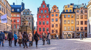 Тур к знаменитому Стокгольма! Посмотрите на особенное произведение искусства - МЕТРО !!
