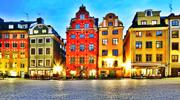 Балтійські берега Вільнюс, Рига, Таллінн + Стокгольм! Всього 3580 грн до 25,02,19!
