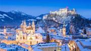 Новий Рік у чарівному швейцарському місті — Цюрих