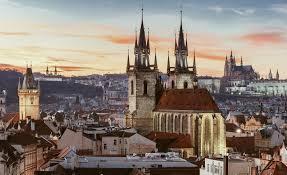 Одині з найкрасивіших міст Європи в турі \